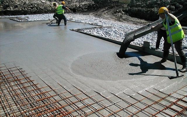 бетон кантемировская